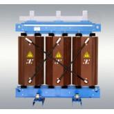 Трехфазный силовой трансформатор с литой изоляцией ТЛС на напряжение 6-10 кВ