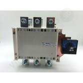 Перекидной рубильник NH40-630/3CS, 3P, 630А, 3 положения I-0-II, стандартная рукоятка управления, 393376, 25 941.50 р., NH40-630/3CS, CHINT, Выключатели и рубильники