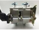 Перекидной рубильник NH40-630/3CS, 3P, 630А, 3 положения I-0-II, стандартная рукоятка управления