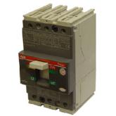 ABB Tmax Автоматический выключатель T1B 160 F FC Cu TMD 25-630 4p (1x70mm2) (1SDA050883R1)