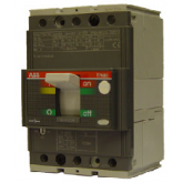 ABB Tmax Автоматический выключатель T2N 160 F F MF8,5 Im=110A 3p (1SDA053118R1)