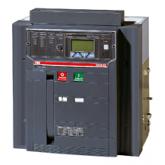 ABB Emax Автоматический выключатель выкатной E3S 2000 PR121/P-LSI 3P In=2000A W MP (1SDA056257R1)
