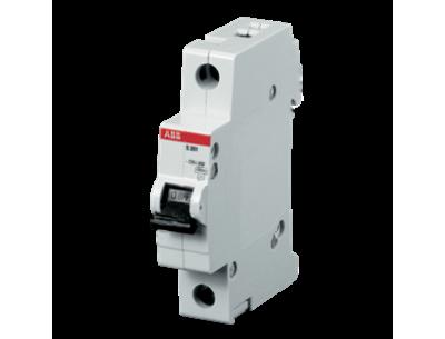 Автоматический выключатель ABB SH 201 L С10