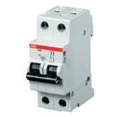 Автоматический выключатель ABB SH 202L С50, , 695.00 р., С00233, ABB, Модульные автоматы