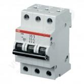 Автоматический выключатель ABB SH 203 L С 6, , 591.25 р., М01200, ABB, Модульные автоматы