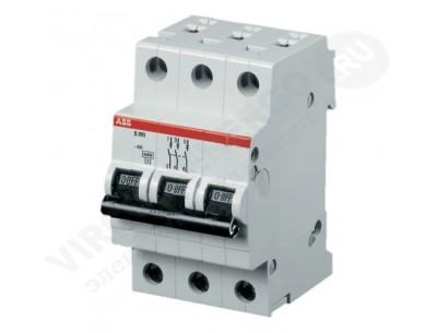 Автоматический выключатель ABB SH 203 L С 6