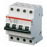 Автоматический выключатель АВВ SН204 L С63