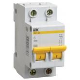 Автоматический выключатель ВА 47-29 2х50А (IEK), , 221.00 р., М01405, ИЭК, Модульные автоматы