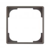 ABB BJB Basic 55 Вставка декоративная, серия Basic 55, цвет шато (чёрн) (1726-0-0232)