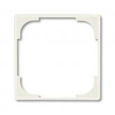 ABB BJB Basic 55 Вставка декоративная, серия Basic 55, цвет шале (бел) (1726-0-0234), , 64.36 р., , ABB, Розетки и выключатели