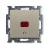 ABB BJB Basic 55 Шамп Выключатель 1-клавишный 2-полюсный, 20A (1020-0-0091), , 3 014.97 р., , ABB, Розетки и выключатели