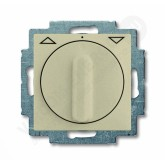 ABB BJB Basic 55 Шамп Выключатель жалюзийный поворотный с фиксацией (1101-0-0926), , 3 027.03 р., , ABB, Розетки и выключатели