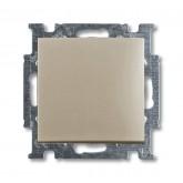 ABB BJB Basic 55 Шамп Выключатель кнопочный 1-клавишный, НО контакт (1413-0-1091), , 800.50 р., , ABB, Розетки и выключатели