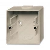 ABB BJB Basic 55 Шамп Коробка для открытого монтажа, 1-постовая (1799-0-0962), , 963.41 р., , ABB, Розетки и выключатели