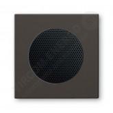 ABB BJB Basic 55 Шато (чёрн) Плата центральная (накладка) для для громкоговорителя 8223 U (8200-0-01, , 1 234.94 р., , ABB, Розетки и выключатели