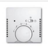 ABB BJB Basic 55 Беж Накладка для терморегулятора (мех. 1095 U, 1095 UF-507, 1096 U) (1710-0-3869), , 330.32 р., , ABB, Розетки и выключатели