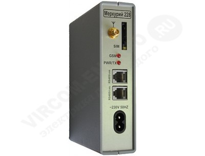 Меркурий 228 (GSM шлюз)