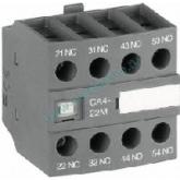 ABB CA4-31E Блок контактный дополнительный (3НО+1НЗ) для контакторов AF09…AF38 (1SBN010140R1031), , 917.62 р., , ABB, Контакторы