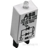ABB CR-P/M-62C Варистор и светодиод красный 6-24B AC/DC для реле CR-P, CR-M (1SVR405655R0000)