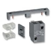 ABB Блокировка электромеханическая VEM4 для контакторов AF09…AF38 (1SBN030111R1000), , 1 025.57 р., , ABB, Контакторы