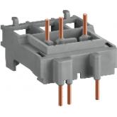 ABB BEA38-4 Адаптер для соединения с мотор-автоматами MS116, MS132 от 20А до 32А (1SBN082306T2000), , -1.00 р., , ABB, Контакторы