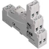 ABB CR-PLSх Цоколь (логический) для реле CR-P (1SVR405650R0100), , -1.00 р., , ABB, Контакторы