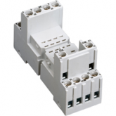 ABB CR-M2SS Цоколь (стандартный) для реле CR-M 2ПК (1SVR405651R1000), , -1.00 р., , ABB, Контакторы