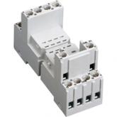 ABB CR-M3SS Цоколь (стандартный) для реле CR-M 3ПК (1SVR405651R2000), , -1.00 р., , ABB, Контакторы