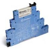 Finder Интерфейсные модули реле, Винтовые клеммы, Контакты AgNi, 1 группа конт.6A, 230-240V AC/DC (3