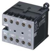 ABB ВC7-30-01 Миниконтактор 30A (12А 400В AC3 ) 3НО сил.конт.1НЗ доп.конт. катушка 24V DС (GJL131300