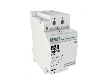 DEKraft Контактор модульный 1НО+1НЗ 40А 230В МК-103 (18079DEK)