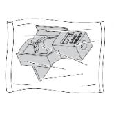 SE Telemecanique Соединения цепей управлен. с сил. цепями (LA9D11567)