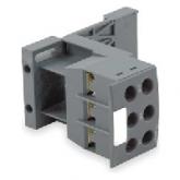 SE Telemecanique Блок клеммный для LRD01..35 и LR3D01..35 (LAD7B106), , 973.76 р., , Schneider, Контакторы