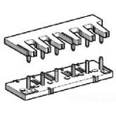 SE Telemecanique Комплект силовых присоединений (LAD9R1), , 1 449.21 р., , Schneider, Контакторы