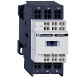 SE Telemecanique Контактор 9A, 3НО сил.конт. 1НО+1НЗ доп.конт. катушка 220V, 50 Гц, пруж. (LC1D093M7