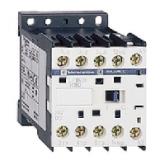 SE Telemecanique Контактор K 12A, 3НО сил.конт. 1НО доп.конт. катушка 24V 50/60ГЦ (LC1K1210B7)