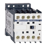 SE Telemecanique Контактор К 12A, 3НО сил.конт. 1НО доп.конт катушка 380V 50/60ГЦ (LC1K1210Q7), , 2 050.32 р., , Schneider, Контакторы