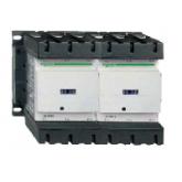 SE Telemecanique Контактор реверс. 150A, 3НО сил.конт. 1НО+1НЗ доп.конт. катушка 220V 50/60ГЦ (LC2D1, , 95 836.79 р., , Schneider, Контакторы