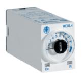 SE Реле-таймер съёмное ~230В,4CO,5А (REXL4TMP7)