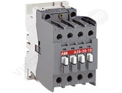 ABB A-185-30-22 Контактор 380V, 185A, 2НО+2НЗ доп.конт., катушка 220V АС (1SFL491001R8022)