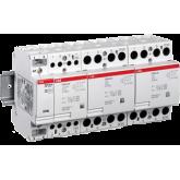 ABB ESB-24-31 Контактор модульный 24А AC1 катушка 24B AC/DC (GHE3291602R0001)