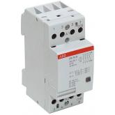 ABB ESB-63-40 Контактор модульный 63A кат 24V 4НО AC/DC (GHE3691102R0001)
