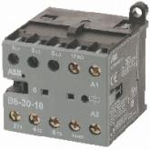 ABB В 6-30-01 220 Миниконтактор 9A (16А)3НО сил.конт.1НЗ доп.конт. катушка 220V AC (GJL1211001R8010), , -1.00 р., , ABB, Контакторы