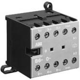 ABB B 6-40-00-F 9 Миниконтактор 9A 4НО сил.конт. катушка 230V AC (GJL1211203R8000), , -1.00 р., , ABB, Контакторы
