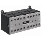 ABB VВ 7-30-01 Миниконтактор реверсивный 12A (400В AC3) катушка 24В АС (GJL1311901R0011)