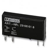 Phoenix Contact Миниатюрные полупроводниковые реле OPT-24DC/ 24DC/ 2 (2966595)