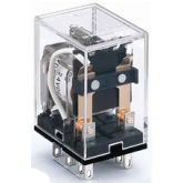 DEKraft Промежуточное реле 4 конт. с инд. LED 10А 24В AC ПР-102 (23211DEK)