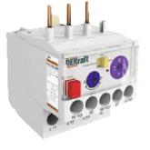 DEKraft Реле электротепл. для конт. 09-18A 0,63-0,90А РТ-01 (РТ01-09-18-0.63А-0.90А)