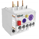DEKraft Реле электротепл. для конт. 25-32А 12,0-18,0А РТ-01 (РТ01-25-32-12.0А-18.0А), , 484.55 р., , DEKraft, Контакторы