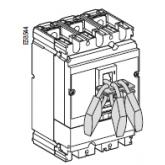 SE Блокировка контактора верт. (LA9FG4F)